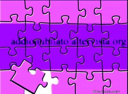 Puzzle per addio al nubilato _
