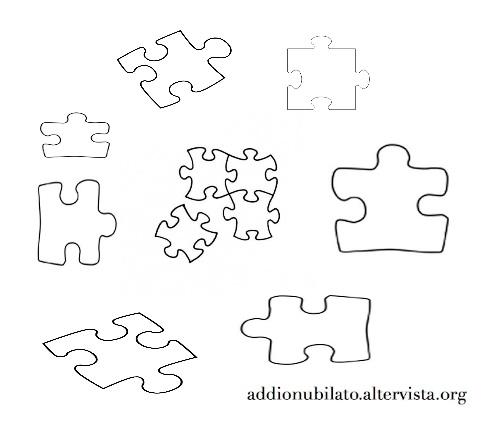 puzzle addio al nubilato