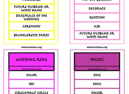 Bachelorette party taboo game! Free download