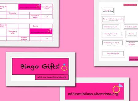 Instant Download Hen Party Bingo gift Game !