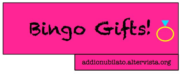 Bingo gifts