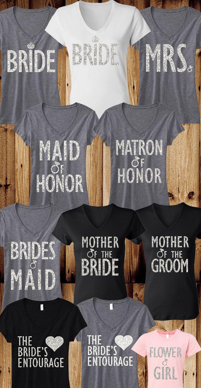 Magliette personalizzate per addio al nubilato