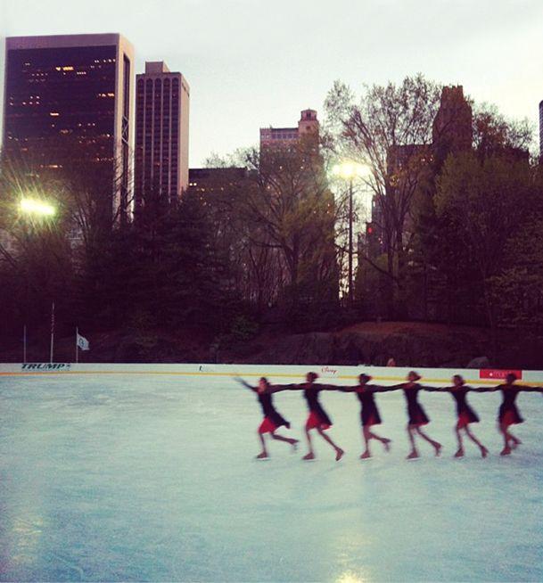 Addio al nubilato sul ghiaccio