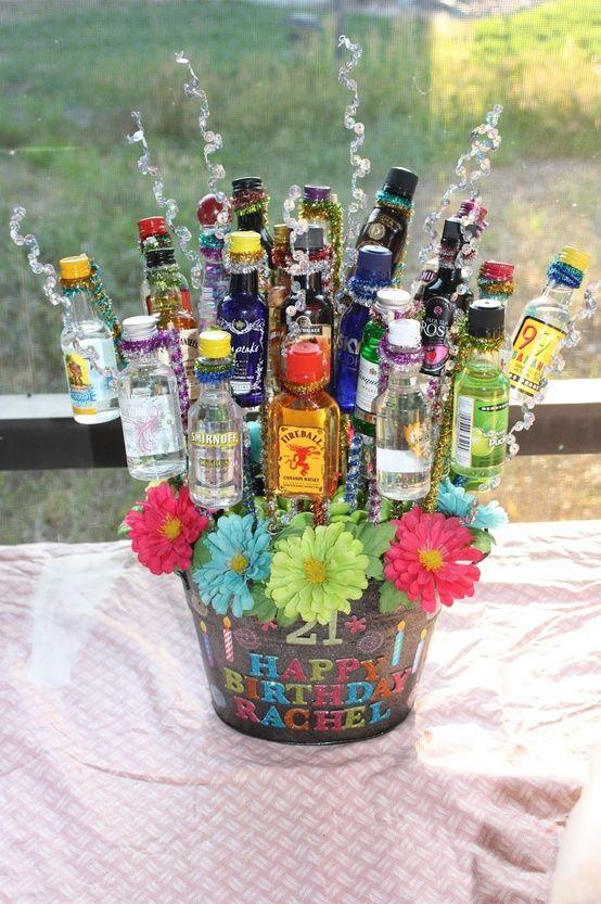 Bouquet per addio al nubilato
