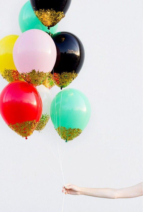 Palloncini per addio al nubilato