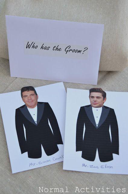 Chi trova lo sposo?