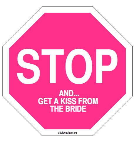 Stop bachelorette game