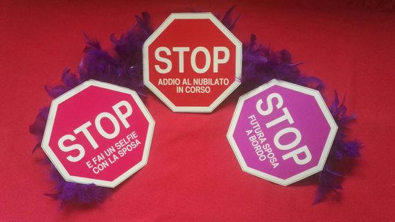 Stop per addio al nubilato