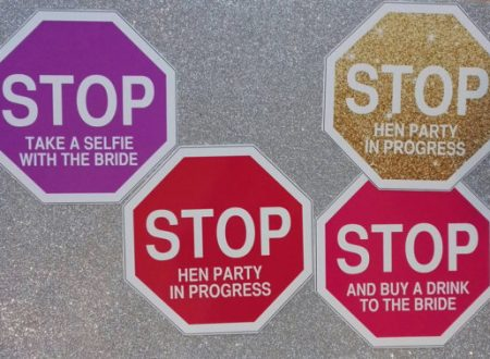 Stop signs! Hen Party Photo booth Props ! Free printable