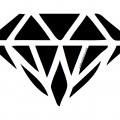 ghirlanda di diamanti