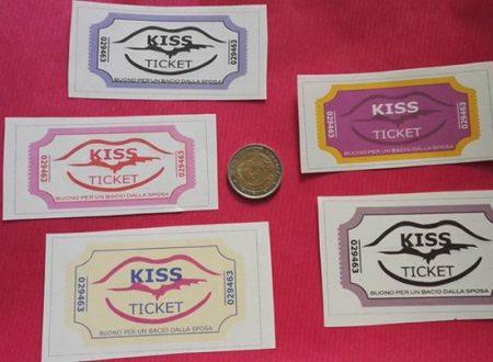 Buono per un bacio dalla sposa
