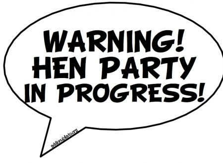 Hen Party Photo Booth Props Speech Bubble ! Free download