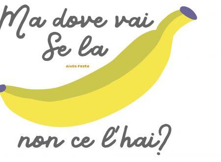 Banana per addio al nubilato